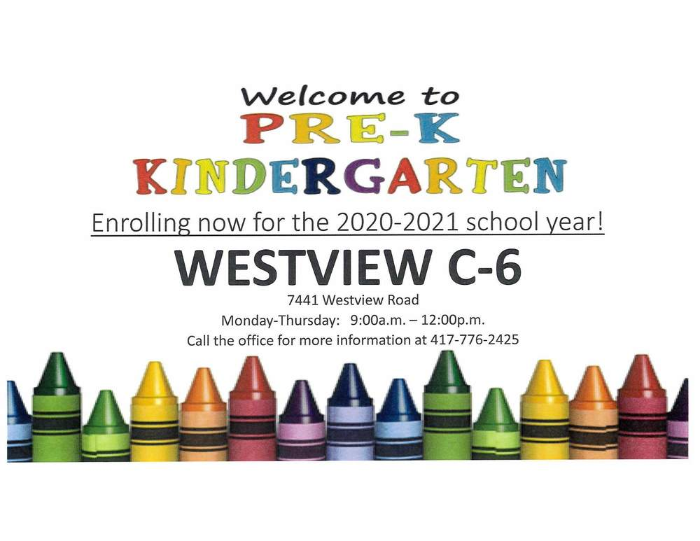 Pre-K and Kindergarten Enrollment