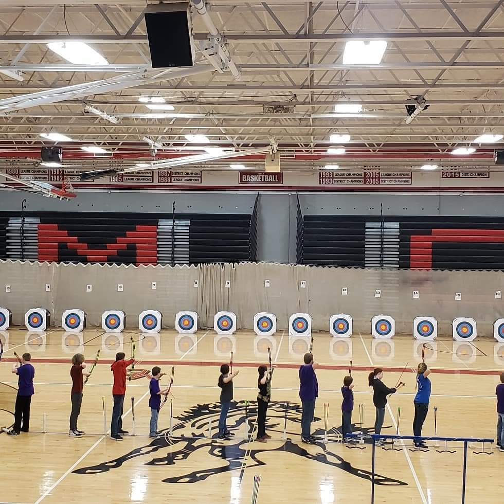 Westview Students Compete in 1st Archery Tournament