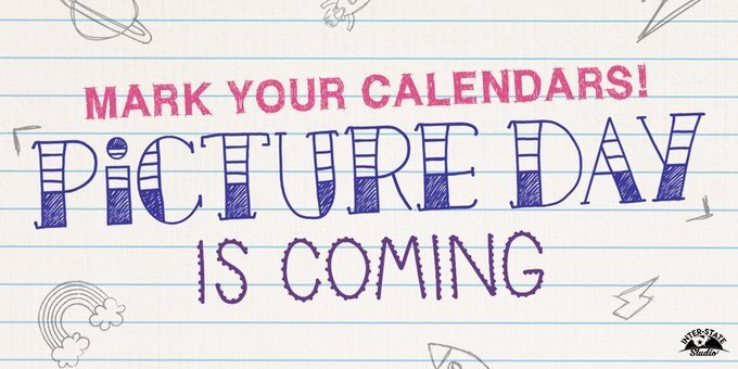 Picture Day Coming Soon!