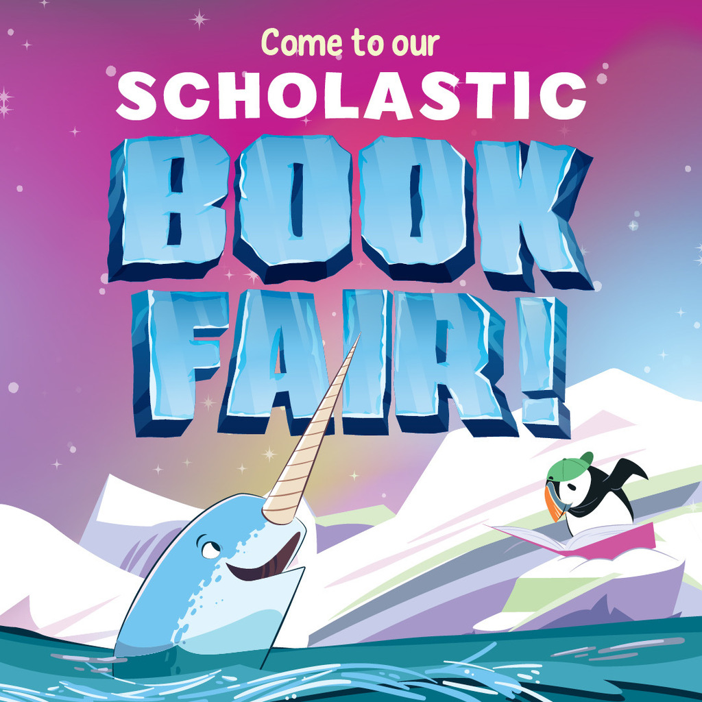Book Fair is Open